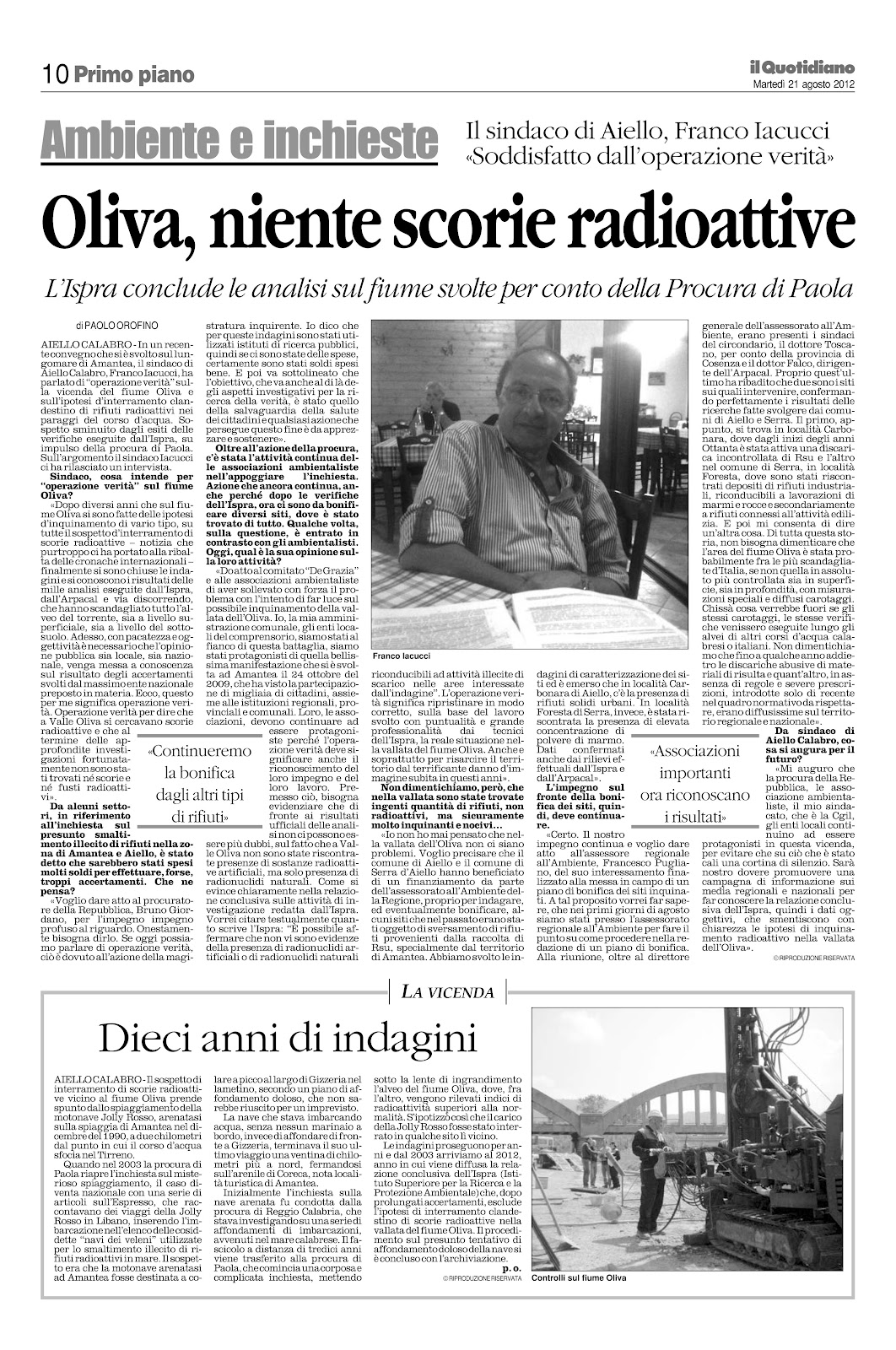 sul quotidiano